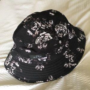 OBEY FLORAL BUCKET HAT